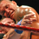 Triple H's (R) hand reaches out to tag John Cena. Photo / Troy Rawhiti-Forbes