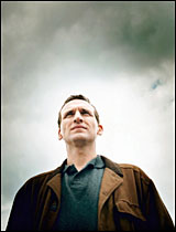 Clouds gather for Doctor Who (Christopher Ecclestone).