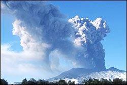 The Mt Ruapehu eruption 10 ye