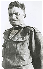 Charles Upham, one of only three double VC winners.
