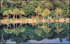 Vanuatu has getaway hotels,