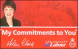 Labour's controversial pledge card
