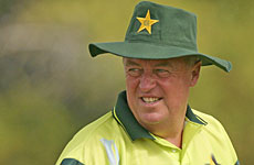 New evidence is believed to show that Bob Woolmer died of natural causes and was not murdered. Photo / Reuters