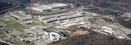 Oak Ridge laboratory. Photo / Reuters
