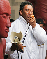 Hone Harawira. Photo / Getty Images
