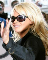 Pamela Anderson. Photo / Reuters