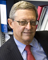 Telecommunications Commissioner Ross Patterson. Photo / Mark Mitchell
