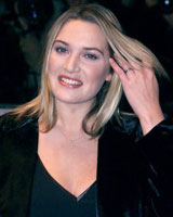 Fair-skinned beauties like Kate Winslet are seen as being innocent and pure, say researchers at the University of Toronto. Photo / Reuters