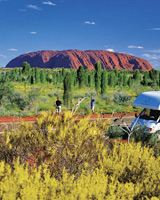 Uluru. Photo / Supplied