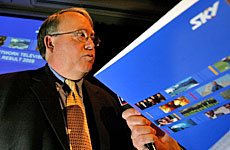 John Fellet says the home-delivered DVD market is tiny. Photo / Dean Purcell