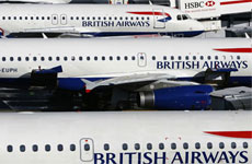 Being told by a BA staff member that overbooking by 10 per cent was standard procedure didn't help Jim Eagles' mood after a 24-hour flight from New Zealand. Photo / Reuters