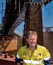 Fortescue Metals boss Andrew Forrest