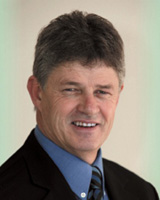 Kiwi Party leader Larry Baldock.