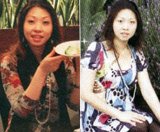 Police released these pictures of victim Yi Ren today.