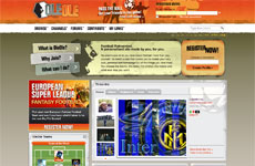 OleOle.com is a one-stop shop for 'proper' football fans.