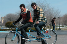 Flight of the Conchords won three awards out of four nominations. Photo / Supplied