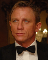 Actor Daniel Craig says that the credit crunch may stop another Bond film being made. Photo / Supplied