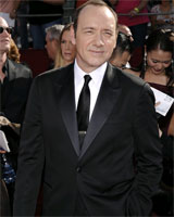 Oscar-winning actor Kevin Spacey says he's still waiting for Woody Allen or Martin Scorsese to get in touch. Photo / AP