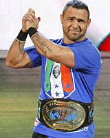 Santino Marella is looking forward to visiting Auckland. Photo / Supplied