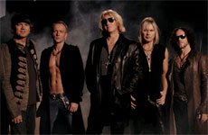 British rock group Def Leppard have been entertaining fans for over 30 years. Photo / Supplied by Universal Music