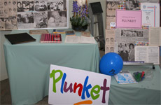 Photos and information illustrate the history of Plunket in Dannevirke. Prime Minister-elect John Key vowed to save Plunketline during his election campaign. Photo / Dannevirke News