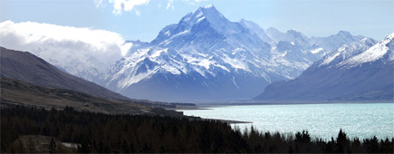 Aoraki Mount Cook. Photo / Herald on Sunday