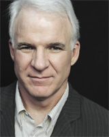 Steve Martin is not goofing around with his banjo album. Photo / Tranz