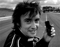 Top Gear's Richard Hammond is fronting Telecom's new XT advertising campaign. Image supplied.