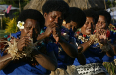 Local Fijians who work in the tourist trade will be the ones to suffer if visitor numbers drop.  Photo