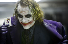 The Dark Knight was 2008's most-pirated movie.