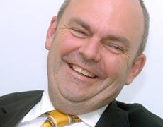 Transport Minister Steven Joyce. Photo / Andrew Warner