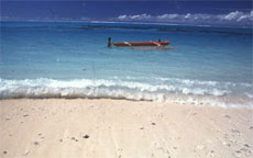 Clear waters and sparkling white sand await you in Tahiti. Photo / Tahiti Tourism