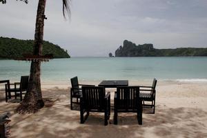 Thailand's Ko Phi Phi beach. Photo / Herald on Sunday