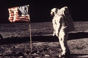 Nasa's moon landing will be confirmed by photos taken by its Lunar Reconnaissance Orbiter, the agency says.