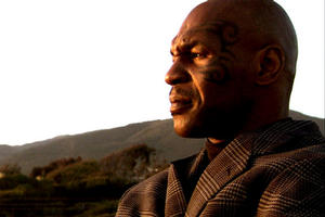 A pensive and articulate Mike Tyson shares his innermost thoughts with friend and director James Toback in a documentary about his tumultuous life. Photo / Supplied