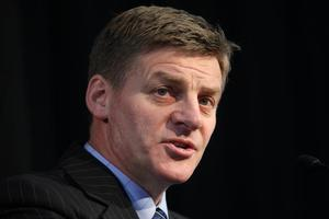 The survey has thrown up plenty of options for Finance Minister Bill English to mull over. Photo / Mark Mitchell