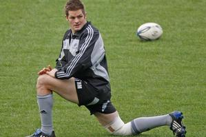 Richie McCaw's BMI is 30.31 - anything over 30-32 is classed as obese. Photo / Kenny Rodger