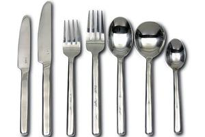 Traditional cutlery sets are being broken up in the UK, where department store Debenhams has found forks are now outselling knives by almost two to one. Photo / Herald on Sunday