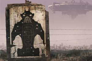 Peter Jackson and Neill Blomkamp movie District 9 opens at cinemas on August 13. Photo / Supplied