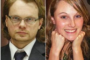 Clayton Weatherston admitted stabbing Sophie Elliott 216 times but denied it was murder. Photos / The Press, pool, supplied