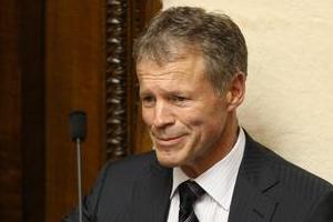 Speaker Lockwood Smith announced a disclosure regime for all MPs' expenses. File photo / Mark Mitchell