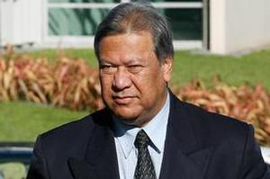 Taito Phillip Field faces 12 charges of bribery and corruption as an MP. File photo / Greg Bowker