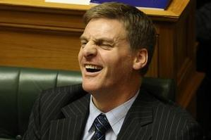 Bill English says his household costs are within the rules. Photo / Mark Mitchell