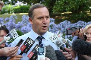 John Key is seeking a caveat limiting the SAS to less dangerous roles. Photo / Mark Mitchell