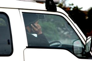 Drivers will not be able to text or speak on cellphones. Photo / Christchurch Star