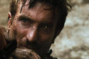 Sharlto Copley in Columbia Pictures' District 9. Photo / Supplied