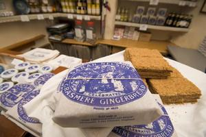 Grasmere is homes to Sarah Nelson's famous gingerbread. Photo / Supplied