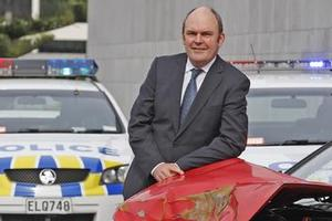 Steven Joyce wants to hear New Zealanders' views on a strategy for reducing death and carnage. Photo / Mark Mitchell