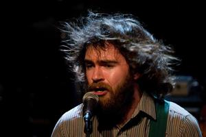 Liam Finn is well known for giving it his all on stage. Photo / Richard Robinson