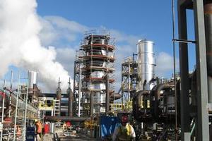 Mighty River's new Kawarau geothermal plant.